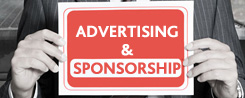 Advertising & Sponsorship